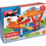 Fisher Price Racin Ramps Garage
