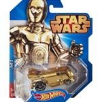 Hot Wheels Character Cars, Star Wars, Clone Trooper