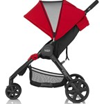 Britax Rattaat, B-Agile 3, Steel Grey