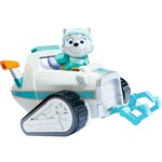 Paw Patrol Basic Vehicle With Pup, Everests Rescue Snowmobile
