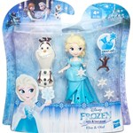 Disney Frozen Small Doll, Pack, Elsa & Olaf