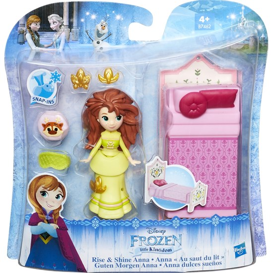 Disney Frozen Small Doll & Accessory, Anna 2