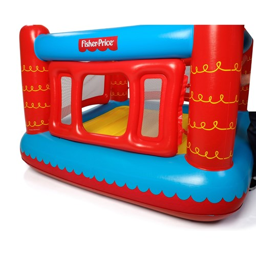 Fisher Price Fisher Price, Puhallettava pomppulinna
