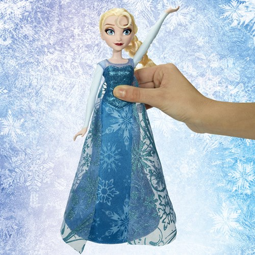 Disney Frozen Singing Fashion Doll Elsa