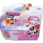 Power Puff Girls Ride the Ray Doll, Blossom