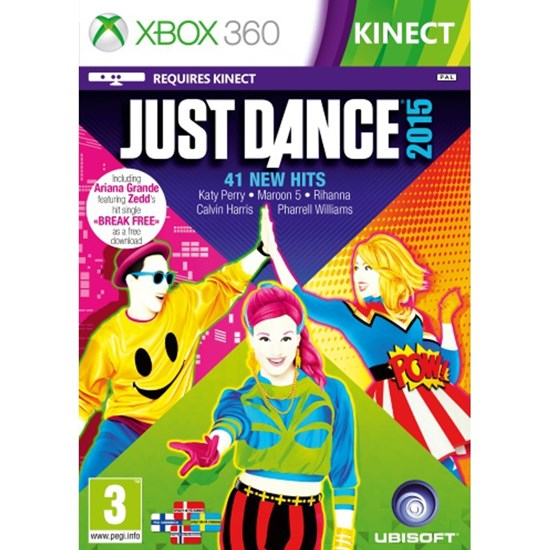 Nintendo Just Dance 2015 (Xbox 360)