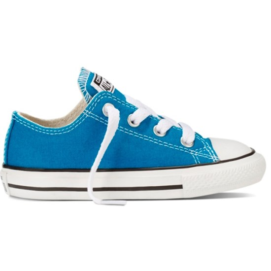 Converse Canvastossut, All Star Low, Cyan Space