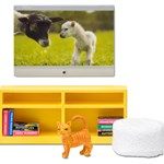 LUNDBY Accessories Småland, TV-Setti
