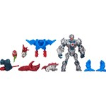 The Avengers Hero Mashers, Feature Action Figure, Ultron, 15 cm