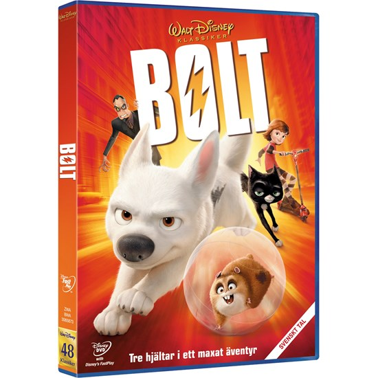 Disney Disney Bolt (DVD)