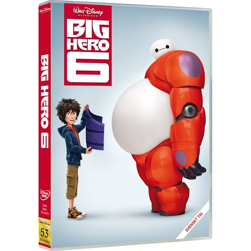 Disney Disney Big Hero 6 (DVD)
