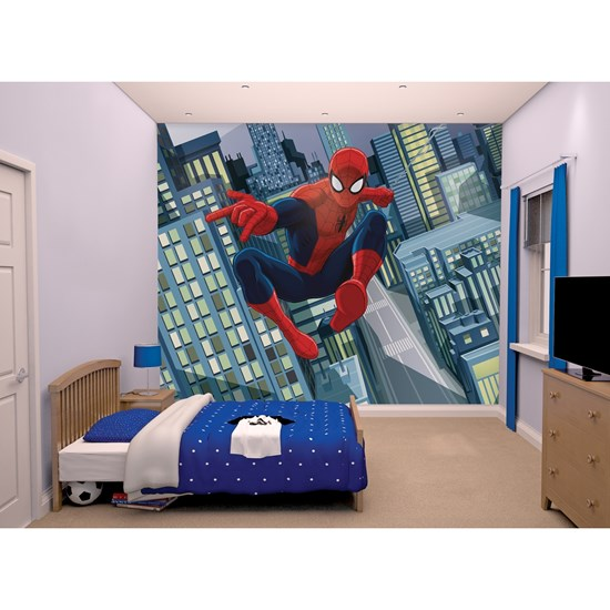 Walltastic Kuvatapetti, Spiderman, 244 x 305 cm