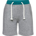 Name It Shortsit, Jshorts, Mini, Grey Melange