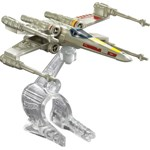 Hot Wheels Starship, Star Wars, X-wing Fighter Red 5
