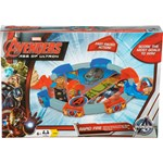 The Avengers Rapid Fire Game