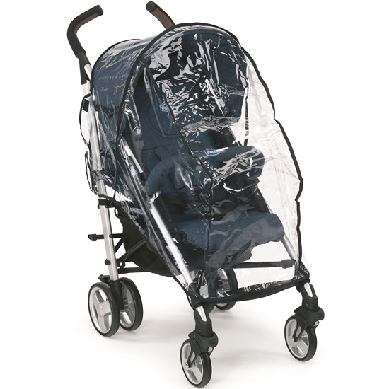 Chicco LiteWay/Echo RainCover Black