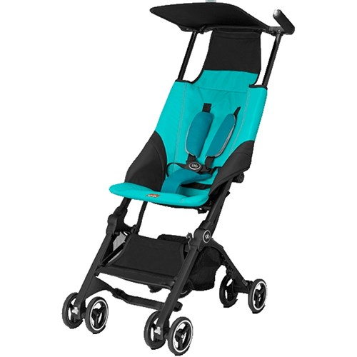 Goodbaby GB Pockit, Matkarattaat, Capri Blue