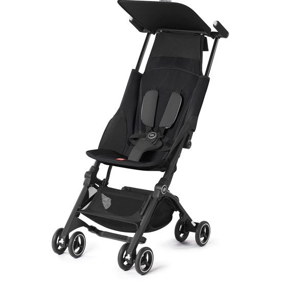 Goodbaby GB Pockit+, Matkarattaat, Monument Black