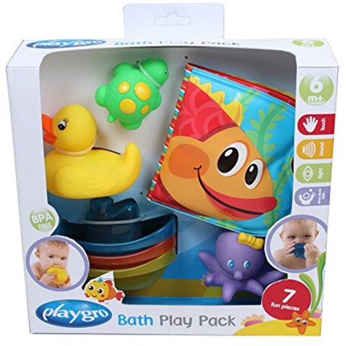 Playgro Kylpylelu, Batch Play Gift Pack