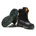 Hummel Snow Boot Low Jr Musta