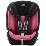 Britax Multi-Tech III Turvaistuin Wine Rose