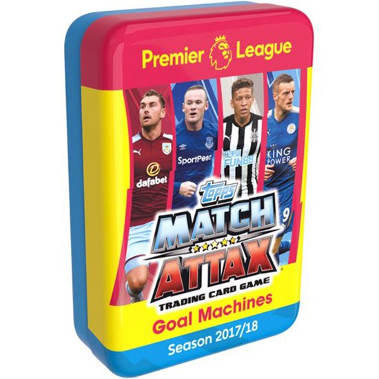 Play Premier League, Mega Tin, Goal Machines, 60 kpl