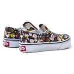 Vans UY Classic Slip-On Peanuts The Gang Black