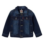 Levis Kids Jog Jeans Jacket Mid Wash