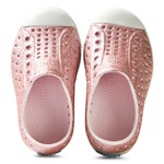 Native Pink Bling Jefferson Rubber Shoes