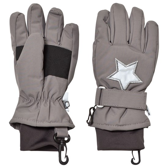 Mini A Ture Celio, K Gloves steel grey