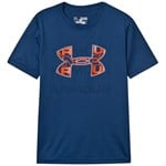 Under Armour Navy Infusion Logo Tee
