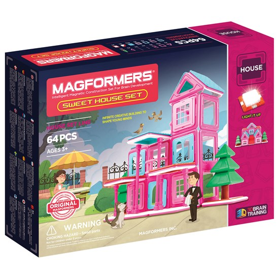 Magformers Magformers Sweet House Set
