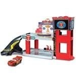 Disney Pixar Cars Autot Piston Cup Racing Garage