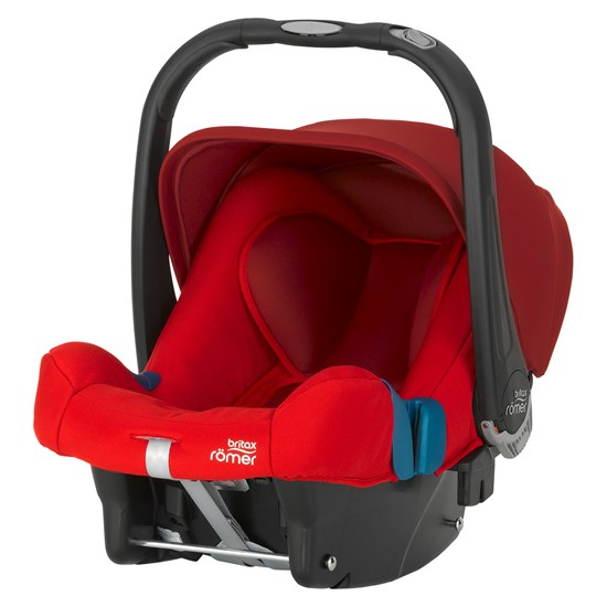 Britax Baby-Safe Plus SHR II Flame Red 2018