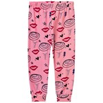 Gardner and the gang Party Leggingsit Light Pink