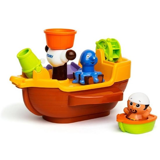 Tomy Pirate Ship Kylpylelu
