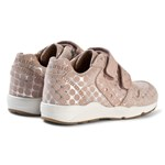 Bisgaard Velcro shoes Rose Dots