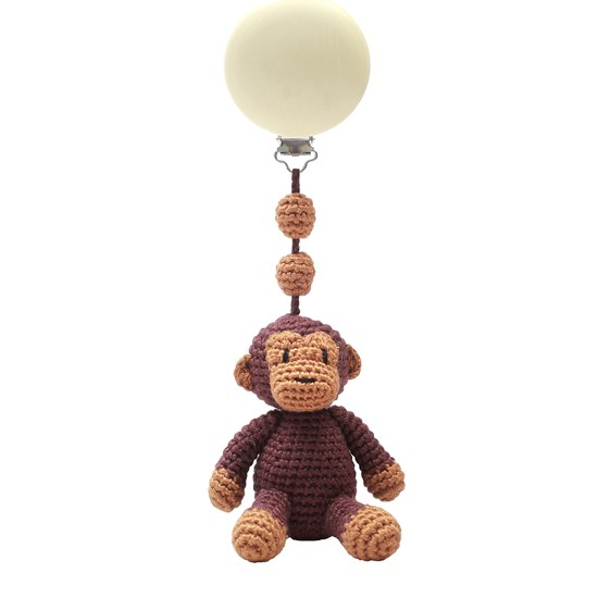 natureZOO Pram Toy Monkey