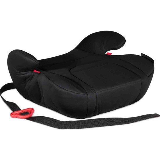 Carena Vitkobb Booster seat with beltclip Midnight Black