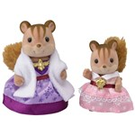 Sylvanian Families Dress up Set Vaaleanpunainen