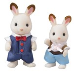 Sylvanian Families Dress up Set Sininen