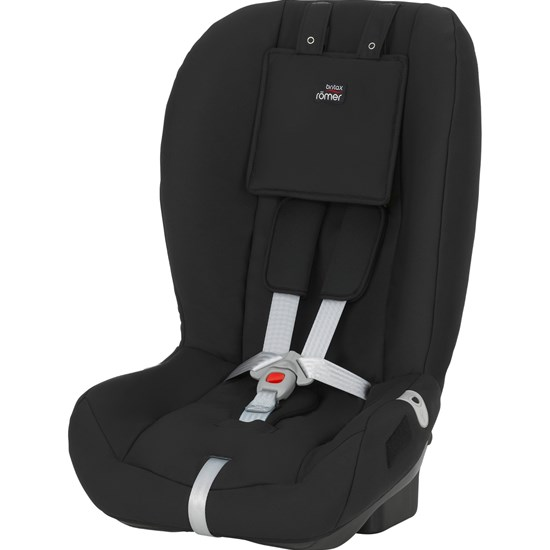 Britax Turvaistuin Two Way Cosmos Black