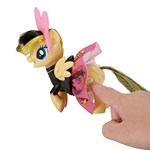 My Little Pony The Movie Sparkling and Spinning Skirts Songbird Serenade