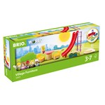 BRIO BRIO® World - 33955 Village Lelukalusteet