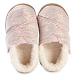 Toms Lurex Tossut Rose Cloud