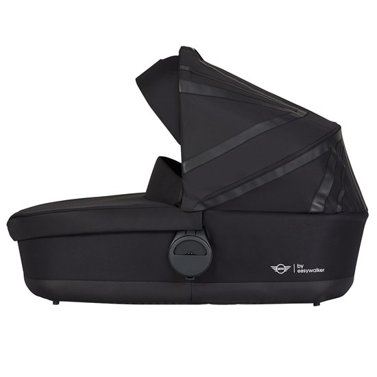 Easywalker MINI by Easywalker carrycot Oxford Black