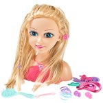 Sparkle Girlz Colour Changing Styling Head