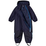 Bergans Talvihaalari, Insulated, Kids, Navy/Dark Navy