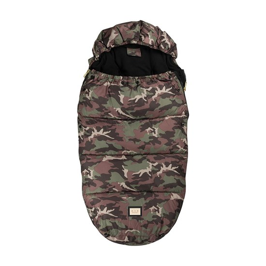 Bjällra of Sweden Footmuff, Cool Camo