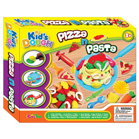 Kid's Dough Pizza & Pasta Setti